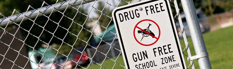 School Zone Drug Violation